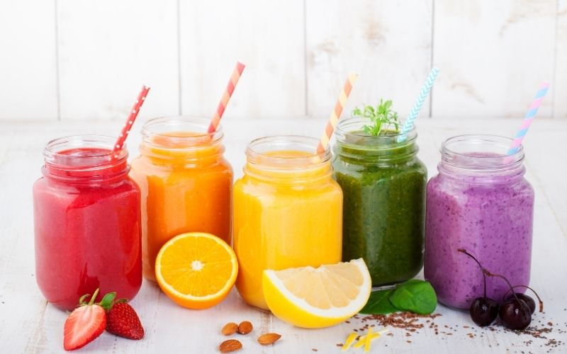 7 Day Juice Plan For Clear Skin